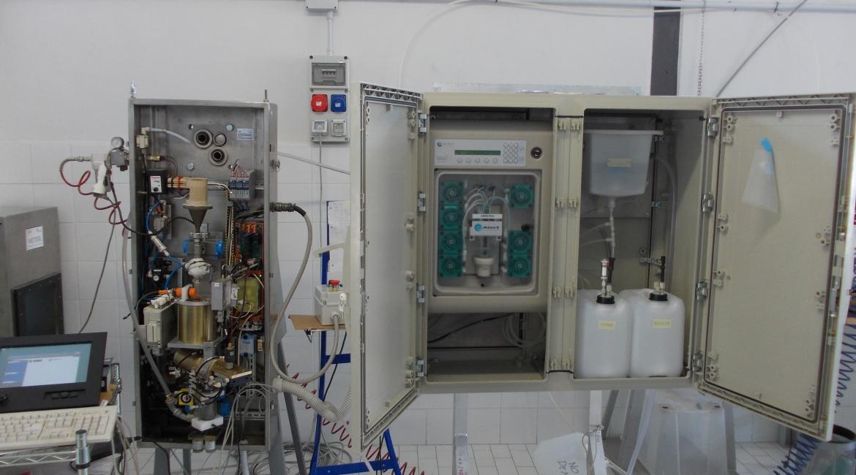 POLIMITER: assemblaggio strumento nei laboratori aziendali