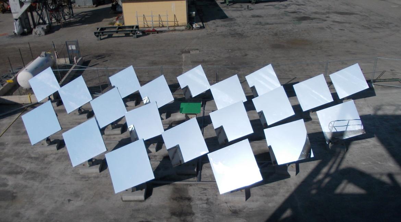 inseguitori solari automatizzati