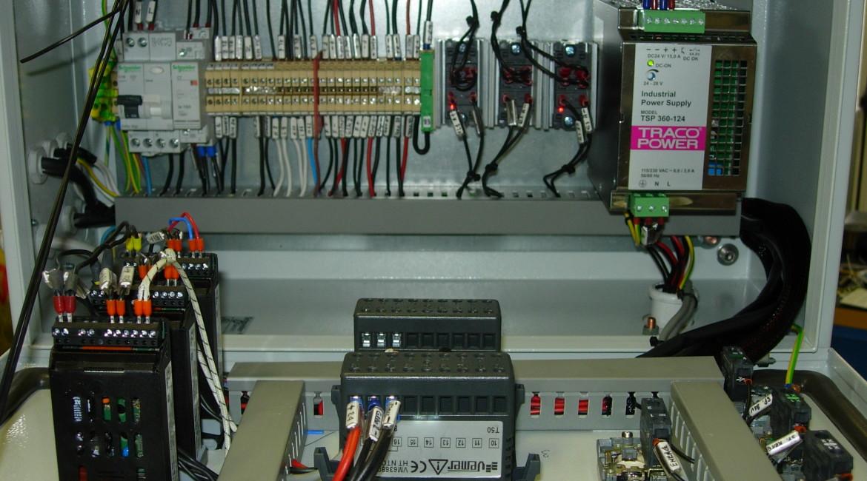 quadro elettrico supervisione strumento