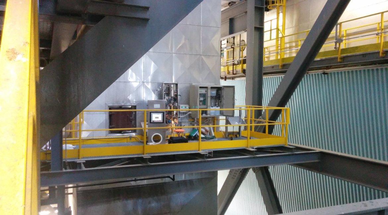 POLIMITER installato presso Centrale Termoelettrica Enel TVN
