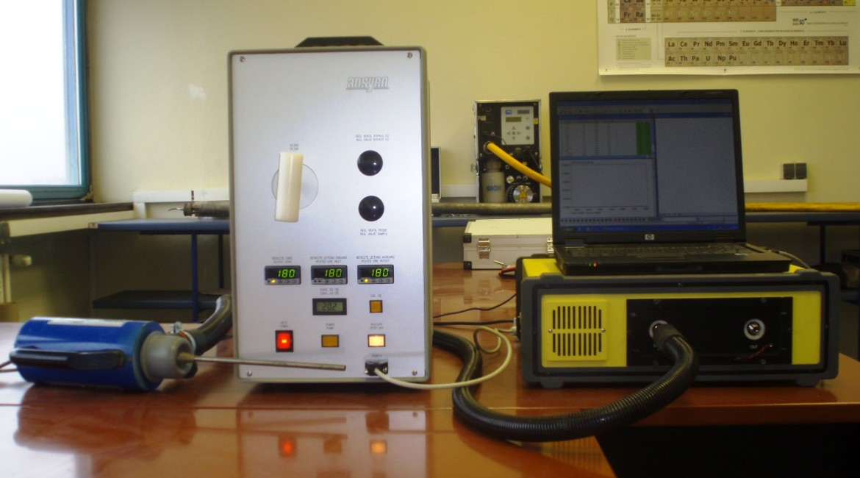sistema di monitoraggio emissioni FTIR