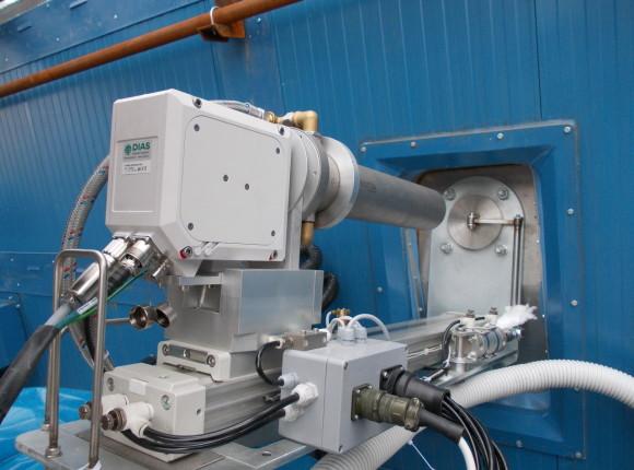 Sistemi di termografia on-line